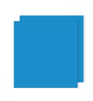 Cartolina 240gr 25Folhas 50x65cm Canson Iris Azul Mar
