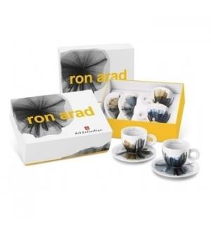 Conj Chav+Pires Capp Illy Art Collection Ron Arad 2un