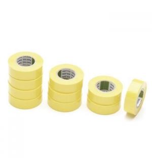 Fita de isolamento electrico NITTO DENKO amarela 19mmx10m