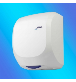 Secador de Maos Electrico ABS PW 1400 Branco