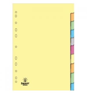 Separadores A4 Cartolina 10un (368) (1009)