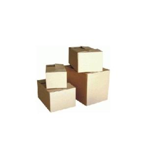 Caixa Cartao Simples 600x400x300mm ( 0.072m3) Pack 20un