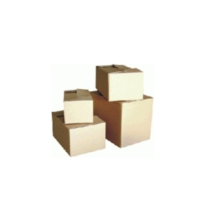 Caixa 600x400x300mm Cartao Simples  Pack 20un