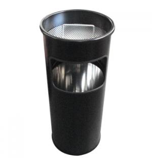 Papeleira e Cinzeiro 17 litros Preto