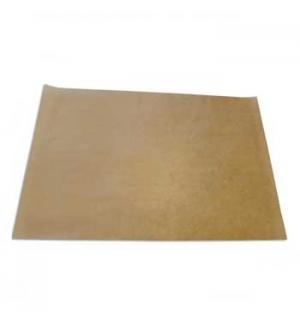 Papel Siliconizado 40x60cm 41g/m2 Kraft 500un
