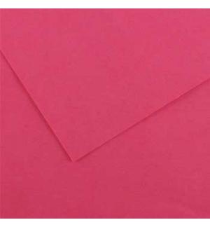 Cartolina 240gr 25Folhas 50x65cm Canson Iris Fucsia