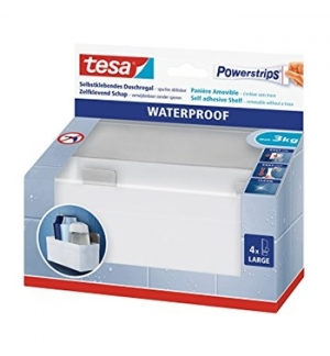 Cesta Banho Tesa Powerstrips Waterproof 3Kg