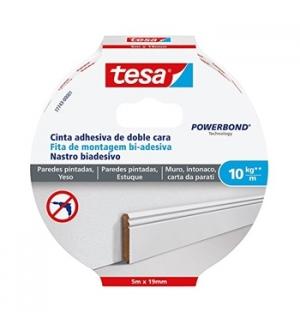 Fita Montagem Bi-adesiva Tesa Powerbond 10kg 19mmx5mts