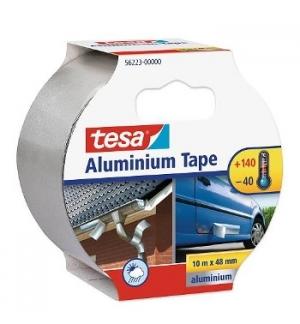 Fita Adesiva Aluminio Tesa 10mx50mm