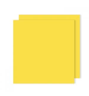 Cartolina 240gr 25Folhas 50x65cm Canson Iris Amarelo Canario