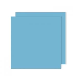 Cartolina 240gr 25Folhas 50x65cm Canson Iris Azul Ceu