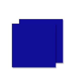 Cartolina 240gr 25Folhas 50x65cm Canson Iris Azul Real