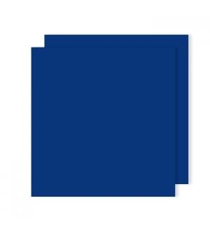 Cartolina 240gr 25Folhas 50x65cm Canson Iris Azul Ultramar