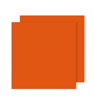Cartolina 240gr 25Folhas 50x65cm Canson Iris Laranja