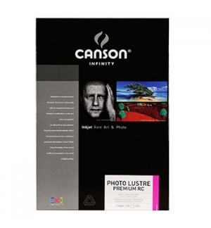 Papel 310gr Canson Infinity PhotoLustre Premium RC A4  25Fls
