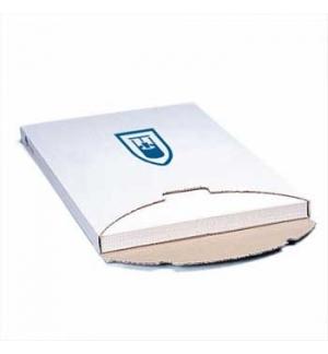 Papel Siliconizado 40x60cm 41g/m2 Branco 500un