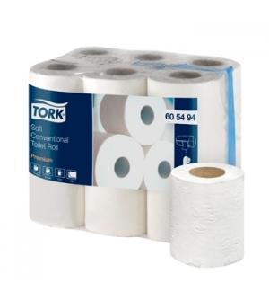 Papel Higienico Domest 18,8mts 2Fls TORK 2Fls 9,2cm 9x12 Rls