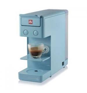 Máquina Café Cápsulas ILLY Y3.2 E&C Iperespresso Azul