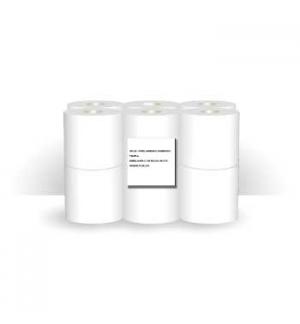 Papel Higienico Domestico 20mts 2Fls 9x12 (108) Rolos