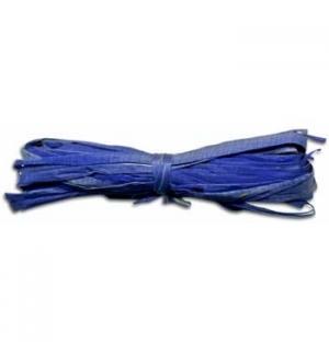 Fio Rafia Novelo 50gr Azul Ultramarino