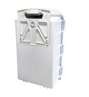 Caixa Vazia Plastico Primeiros Socorros Parede(42x27x14,5cm)