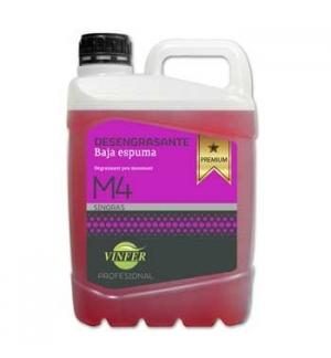 Detergente Multiusos Baixa Espuma p/Maq de Limpeza Vinfer 5L