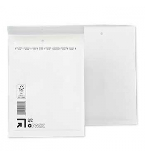 Envelopes Air-Bag 150x215 Branco  Nº 0 un