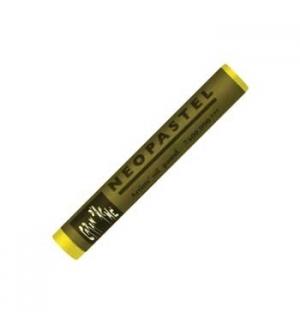 Lapis Pastel de Oleo (Neopastel) Caran DAche Amarelo 1un