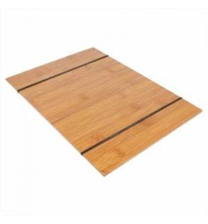 Porta Menus Elásticos Bambu 22,9x31,8x0,4cm 1un