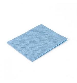 Pano Tecido 50x40cm Chicopee Azul (HACCP) 25un