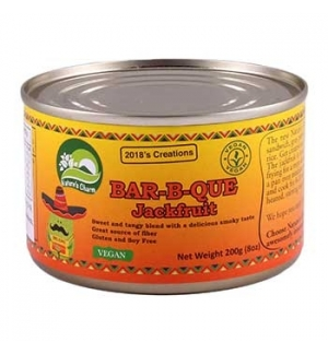 Fruta de Jaca Barbecue Nature s Charm 200g 1un