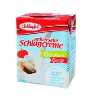 Natas Culinária Universal Schlagfix 100% Vegan 200ml 1un