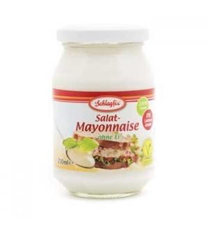 Maionese Sem ovos Schlagfix 100% Vegan 250ml 1un