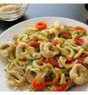 Massa Bio Tortellini c/ Cogumelos D Angelo 250g 1un