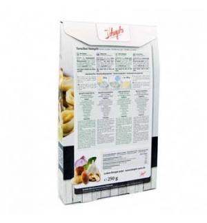 Massa Bio Tortellini c/ Cogumelos & Cebola D Angelo 250g 1un