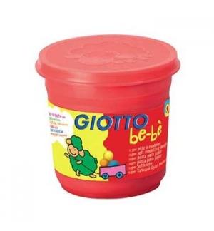 Pasta Modelar Giotto Be-Be 220gr Vermelho