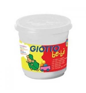 Pasta Modelar Giotto Be-Be 220gr Branco