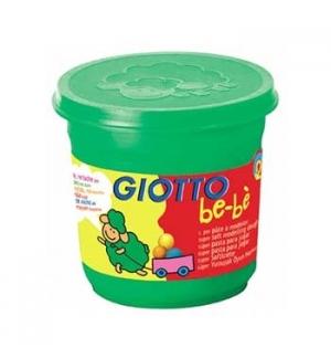 Pasta Modelar Giotto Be-Be 220gr Verde