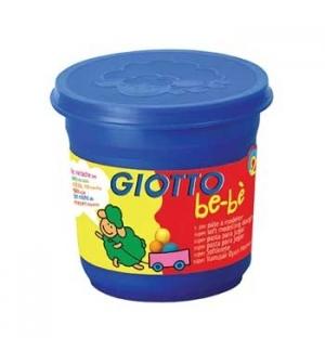 Pasta Modelar Giotto Be-Be 220gr Azul Escuro
