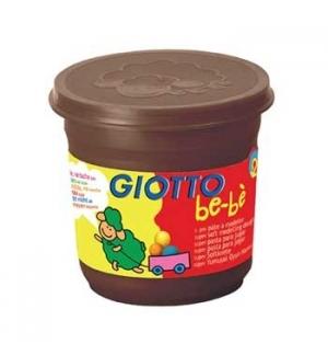 Pasta Modelar Giotto Be-Be 220gr Castanho