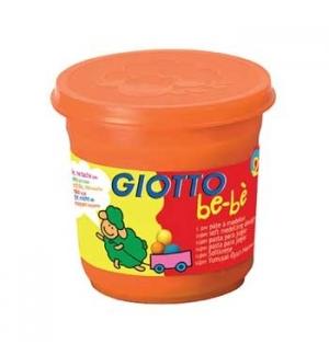 Pasta Modelar Giotto Be-Be 220gr Laranja