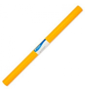 Papel Veludo Adesivo 0.45x1mts Rolo Amarelo
