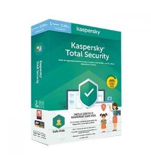 KASPERSKY Total Security 1U1Y + Safe Kids