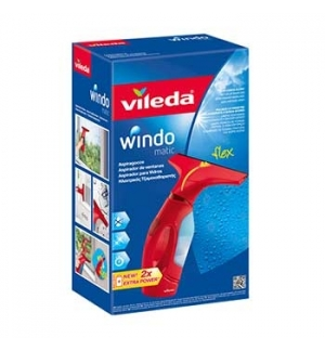 Aspirador Vidros Windomatic Vileda