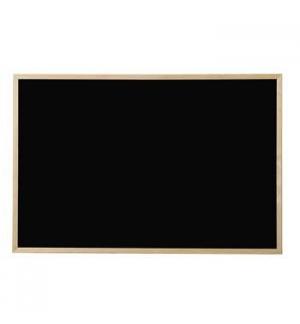 Quadro P/Giz Moldura Madeira 40x30cm