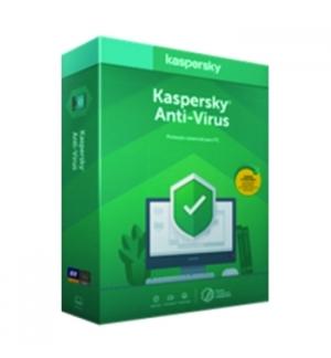 KASPERSKY Anti-Virus 2020 3Users_1Ano