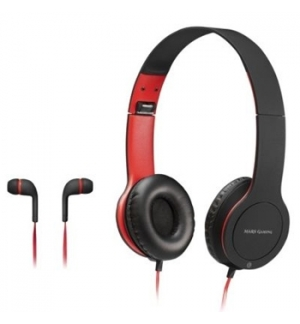 Combo Headset + Auriculares com microfone MHCX