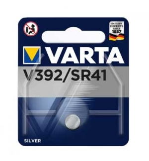Pilha Varta V392 LR41/L736 1,55V Relógios