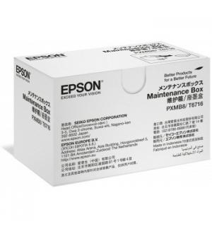 Caixa de Resíduos Epson T6716 C13T671600 50000 Pág.