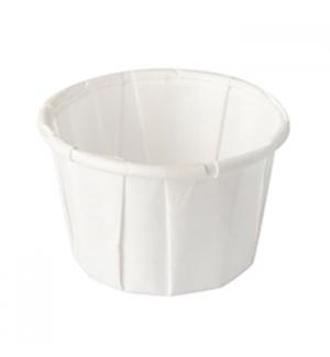 Molheiras de Papel Branco 35ml 250un